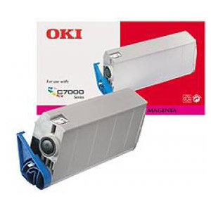 OKI TONER MAGENTA TIPO C2 10.000 P GINAS C/7200/7400EXTINGUI