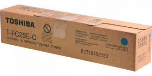 TOSHIBA TONER LASER CIAN T-FC25EC E-STUDIO/2040C/2540CSE/304