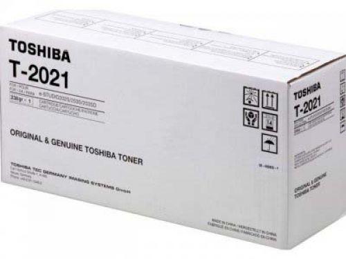 TOSHIBA TONER COPIADORA NEGRO T-2021 E-STUDIO/203S/203SD