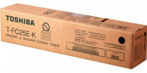 TOSHIBA TONER LASER NEGRO T-FC25EK E-STUDIO/2040C/2540CSE/30