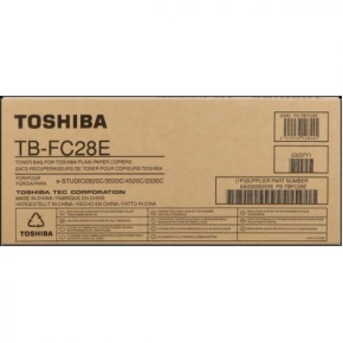 TOSHIBA BOTE RESIDUAL COLOR E-STUDIO/2330C/2820C/2830C/3520C