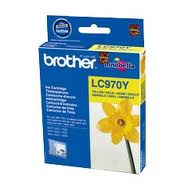 BROTHER CARTUCHO INYECCION TINTA AMARILLO 300 P GINAS MFC/DC