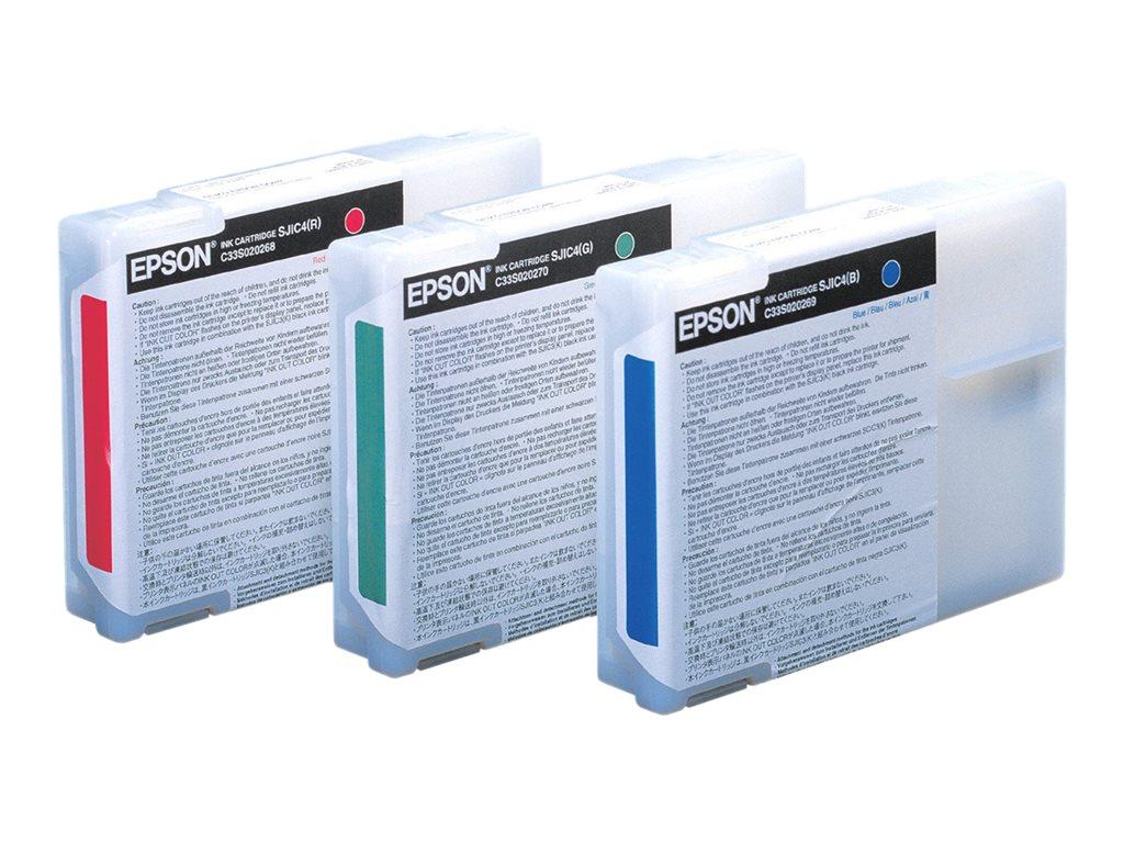 EPSON CARTUCHO TINTA CIAN TM-/J2100 M/158A P.MINIMO 60 UNIDA