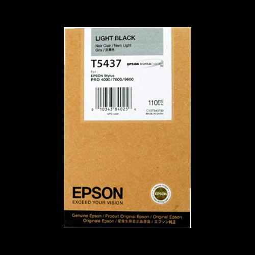 EPSON CARTUCHO INYECCION TINTA NEGRO CLARO 110ML STYLUS PRO/