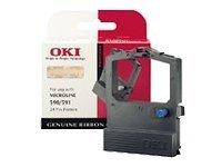 OKI Cinta color ML590 / 591 (Aprox Cyan 1.5 mill Magenta 1