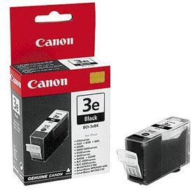 CANON CARGA INYECCION TINTA NEGRO BCI-3EBK MULTIPASS/C100 IP