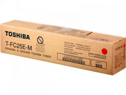 TOSHIBA TONER LASER MAGENTA T-FC25EM E-STUDIO/2040C/2540CSE/
