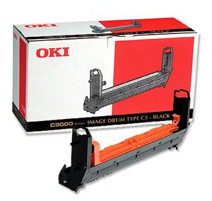 OKI TAMBOR LASER NEGRO TIPO C5 30.000 PAGINAS C/9300/9500