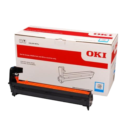 OKI EP-C823/833/843-TAMBOR CYAN