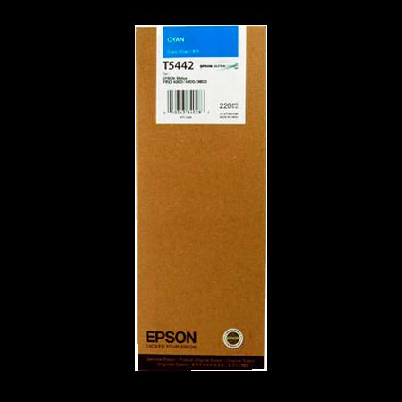 EPSON CARTUCHO INYECCION TINTA CIAN 220ML STYLUS PRO/9600/76